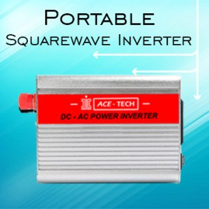 Portable Squarewave Inverter