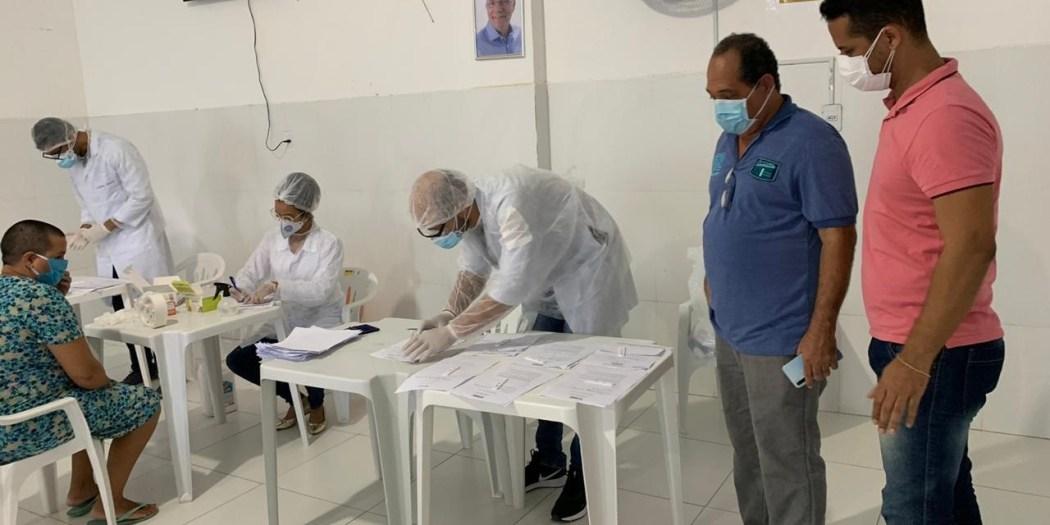 Prefeitura de Itabuna realiza teste rápido da COVID-19 em abrigos ...