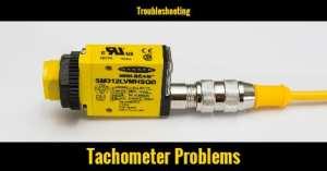 tachometer problems