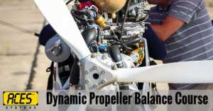 dynamic propeller balance course
