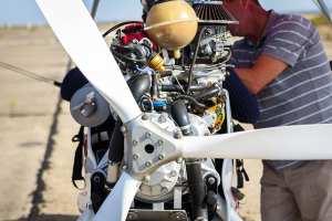 propeller balance