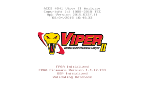 Service Pack 4 Now Available for Viper II and Cobra II