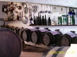 Aceto Balsamico Tradizionale di Modena dell'Acetaia Valeri