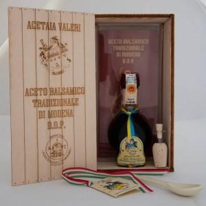 Aceto Balsamico Tradizionale di Modena Affinato confezione legno