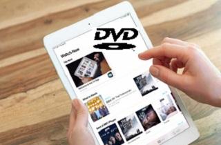 Konvertieren Sie eine DVD in ein iPad