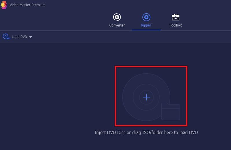 DVD auf iPad vmp abspielen Schritt 2