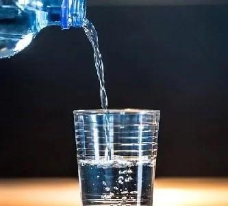 Lei Paulista de fiscalização da água mineral é regulamentada.