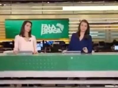 Reportagem FALA BRASIL (TV RECORD) com a Empresa Santa Rita Cristais Temperados