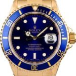 18K Rolex Submariner