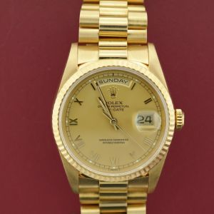 Rolex Pres Day-Date President 18238