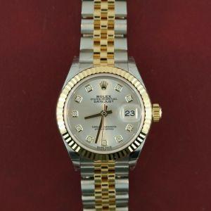 Ladies Rolex Datejust 279179