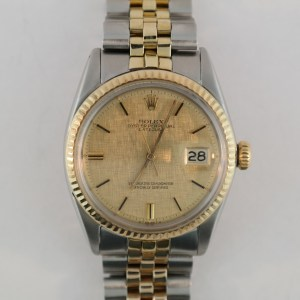 Rolex Datejust 1603 Two-Tone Lenin Dial