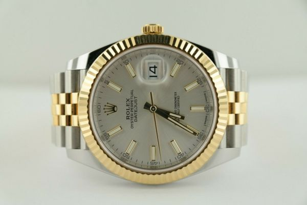 Men's Rolex Datejust 41 2 tone