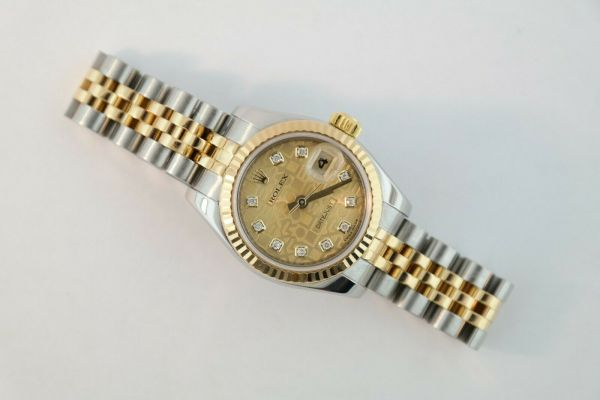 Ladies Rolex Datejust 179173