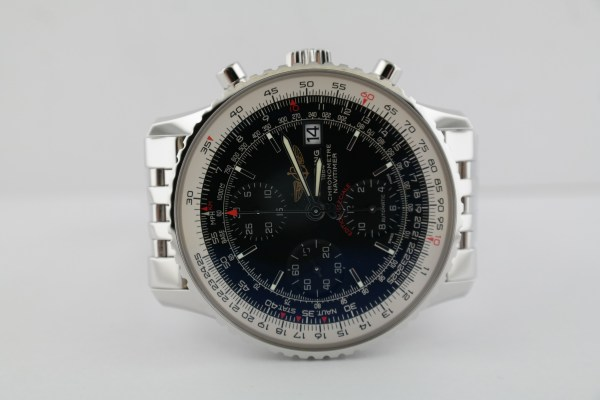 Men's Breitling Navitimer Heritage A13324 41mm Stainless Steel Pilot Band 2018