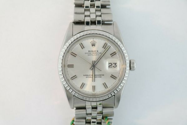 Men's Rolex DateJust 1603