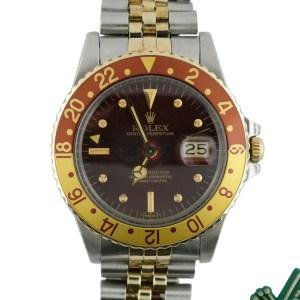 Rolex GMT Masters I & II