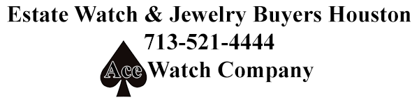Estate Watch and Jewelry Buyers Ace Watch Company