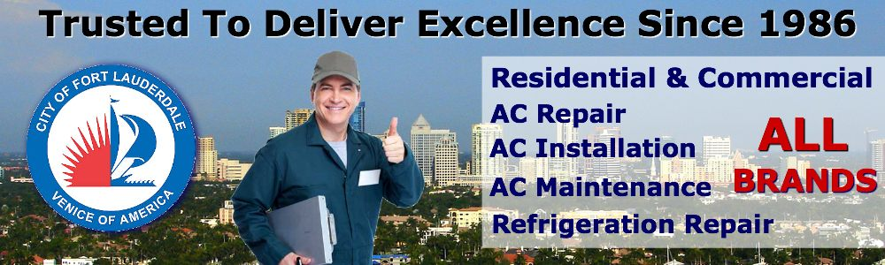 ac repair service fort lauderdale fl south florida air conditioning contractors