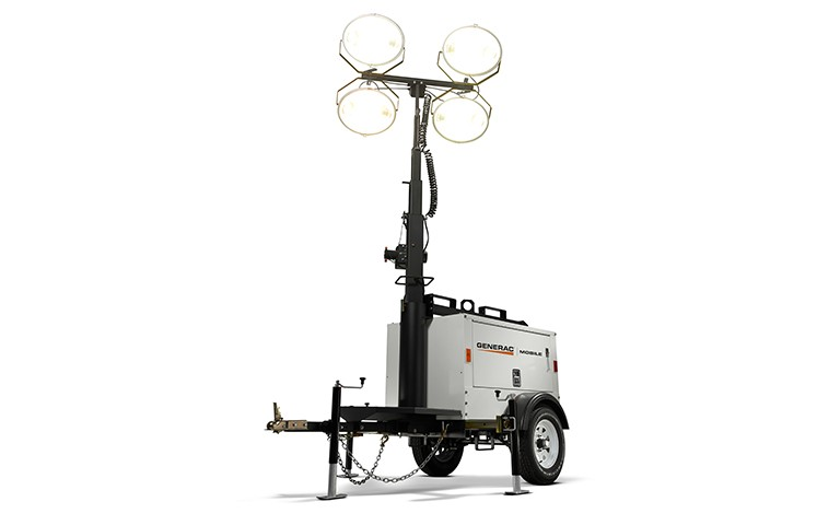 Mobile Generators and Light Towers - ACF Standby Systems