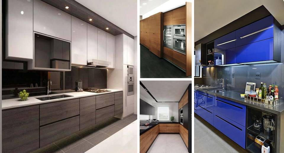 Long Narrow Kitchen Floor Plans
