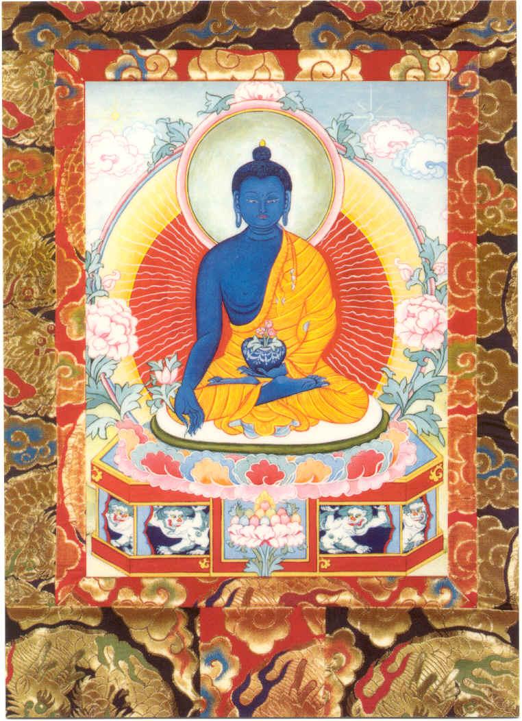 El Buddha de la Medicina