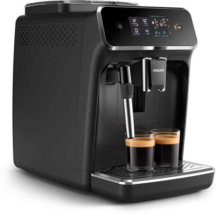 Philips Series 2200 Machine expresso à café grains avec broyeur.