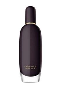 parfum clinique aromatics in black, une nouvelle déclinaison de la gamme aromatics elixir