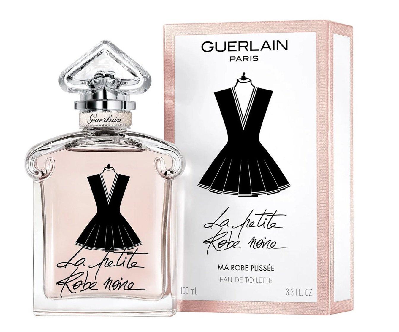 La Petite Parfums Plissee Noire GuerlainAchat Robe 9YDbH2eWIE