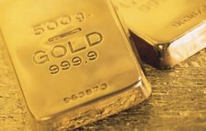 lingot d'or de 1kilo