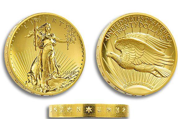 Liberty 20 dollars or aigle