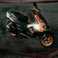 Ai-je le droit de changer le pot d'échappement de mon scooter ?