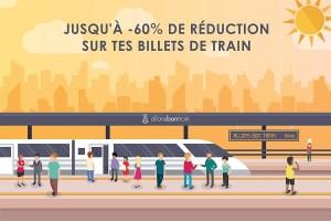 Départ en vacances : la ruse des internautes pour des billets de train moins chers
