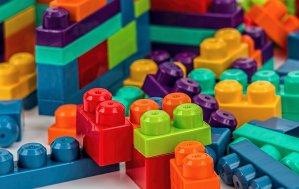Quelques grandes marques de jouets de construction pour enfants