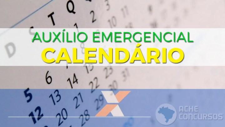 Calendário do Auxílio Emergencial 2020: datas dos novos pagamentos ...