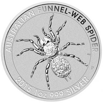 1 oz araignée 2015