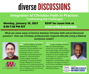 Integration of Christian Worldview