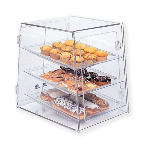 Self Serve Pastry Counter Case