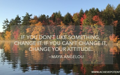 3 Ways to Achieve Better Outcomes by Simply Changing Your Attitude