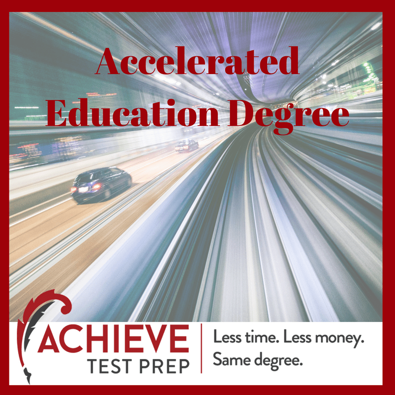 Everything About Accelerated Degree Programs Blog