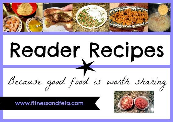 Reader Recipes