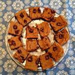 Flourless Chocolate Chip Blondie Bars2