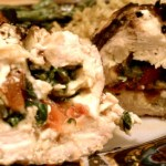 Chicken and Feta Stuffed Chicken