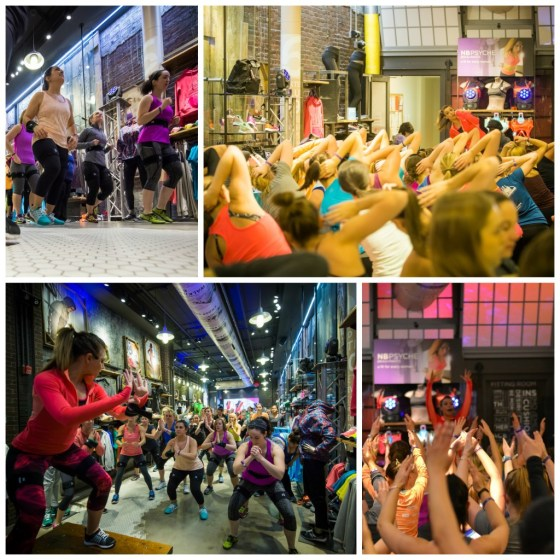 NBGNO March 2015: Shays Workout