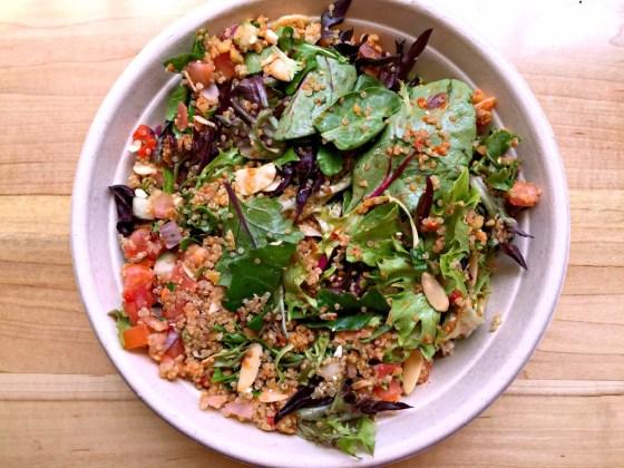 Freshii Mediterranean Quinoa Bowl