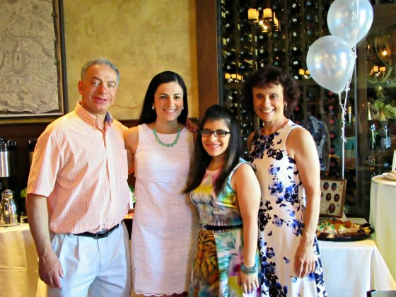My Bridal Shower: Family