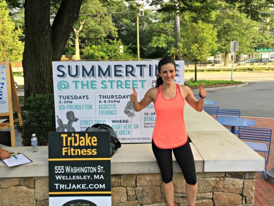 The Street: Free Fitness