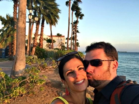 Aruba Honeymoon: Oranjestad