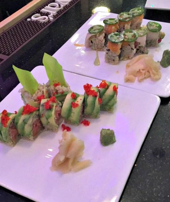 Edamame Sushi