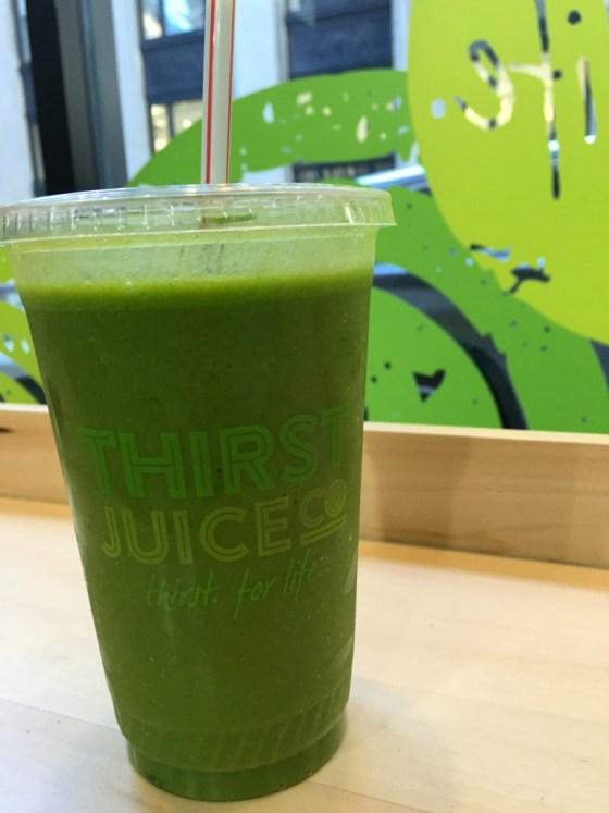 Thirst Juice Co
